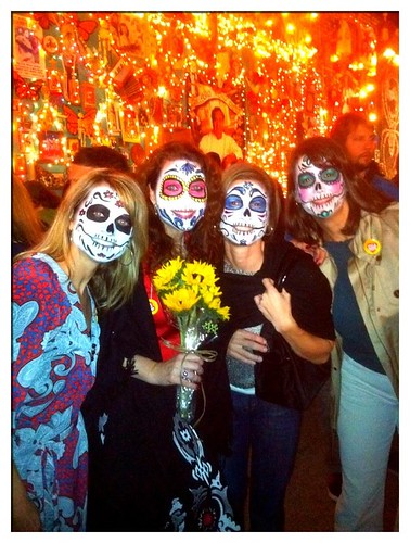Mandatory Margarita Members at Day of the Dead