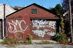 DSC_0794 v2 (collations) Tags: toronto ontario architecture documentary vernacular laneways alleys lanes garages alleyways builtenvironment vernaculararchitecture urbanfabric