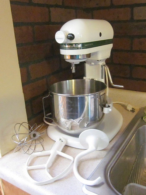 Kitchenaid Stand Mixer Limited Edition 350 Watts 10