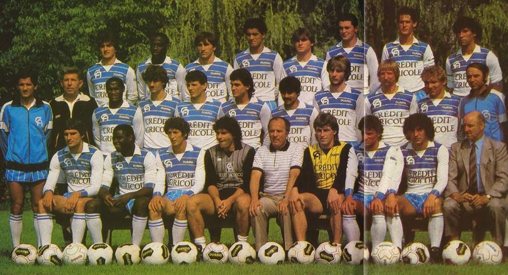 auxerre 1984-85