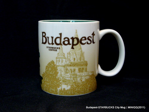 STARBUCKS CITY MUG 星巴克馬克杯_布達佩斯Budapest_01