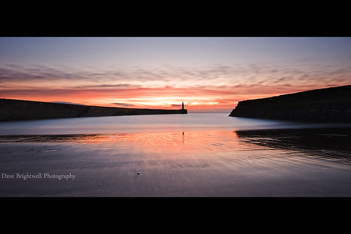 Seaham Sunrise by jimmypop68