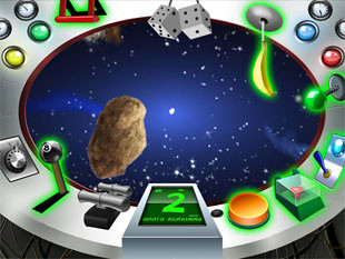 Monkeys to Mars bonus game