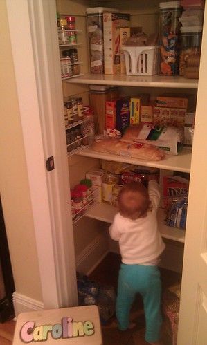 Organized Pantry! by sweet mondays