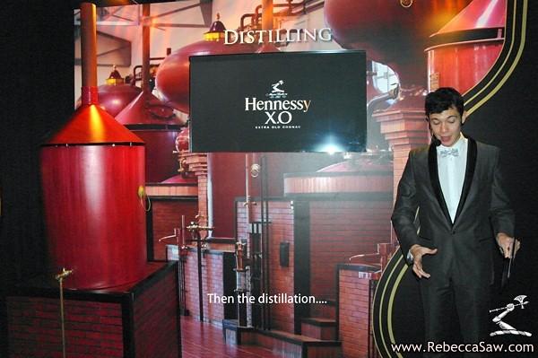 Hennessy XO Appreciation Grows - Susur Lee