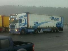 "Mullan Scania Topline ""Irish truck"" (Cossie Moo Moo) Tags: irish sc ir scania topline"