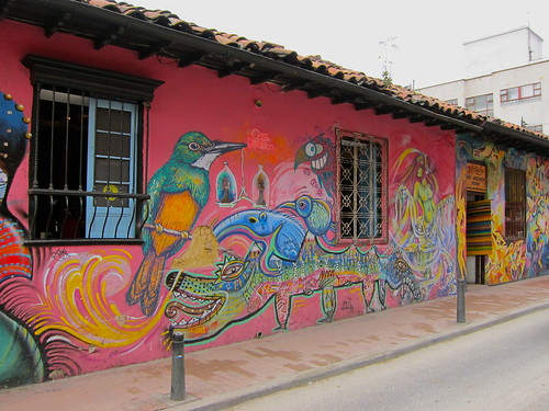 Street Art of Bogota: A Photo Essay