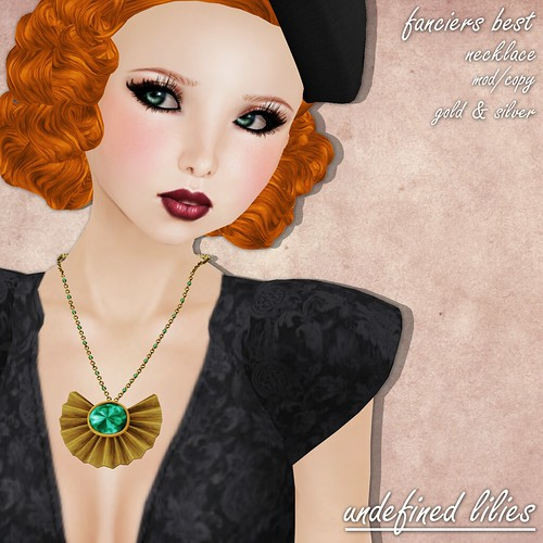 vendor - fanciers best necklace