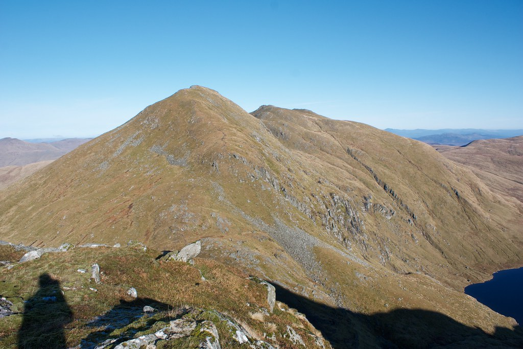 An Stuc from Creag an Fhithich