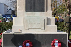 Invictis Pax - Undefeated Peace (George_Julian) Tags: november parade devon cenotaph remembrance torquay remembrancesunday torbay weremember 2011 wewillrememberthem
