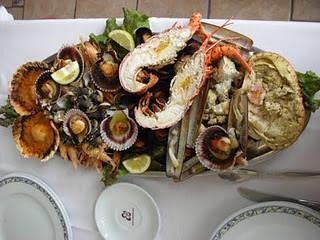 La Guardia (Pontevedra) | Restaurante Trasmallo | Mariscada