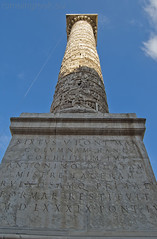"""Colonna di Marco Aurelio • <a style=""""font-size:0.8em;"""" href=""""http://www.flickr.com/photos/89679026@N00/6340419453/"""" target=""""_blank"""">View on Flickr</a>"""