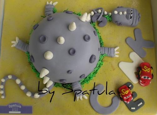 Mor Dinazor Pasta by Demetin spatulasi