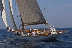 Cambria K4 (Rideuz') Tags: sea mer sports race boat nikon d70 nikond70 marin sttropez course sail sailor bateau vague cambria k4 sainttropez rgate voiliers 2011 voiles quipage sportsnautiques