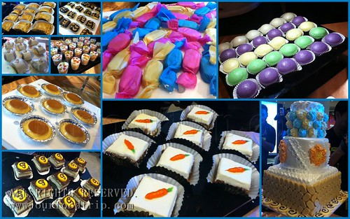 Goldilocks baked treats and desserts