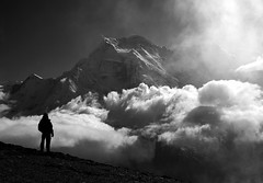 Admire the Annapurna II (7937 m) (Oleg Bartunov) Tags: supershot flickraward nikonflickraward