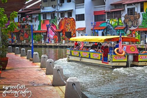 River Cruise, Malacca