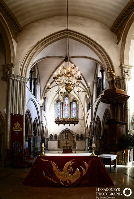 Portsmouth Cathedral Altar