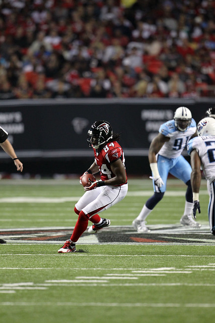 Falcons vs. Titans - 2011