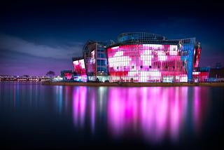The Glowing Island - (Seoul, South Korea)