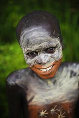 Surma/Suri boy (maksid) Tags: africa boy portrait omovalley ethiopia surma suri nov2011 kibishvillage