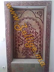 www.Zellige.ma.21 (Zellige2012) Tags: sol fountain table maroc tableau mur hammam fontaine fresco mosaique fes chemine fresque zellij carreaux marocain traditionnel andalous fassi zellige bejmat zallij marzak
