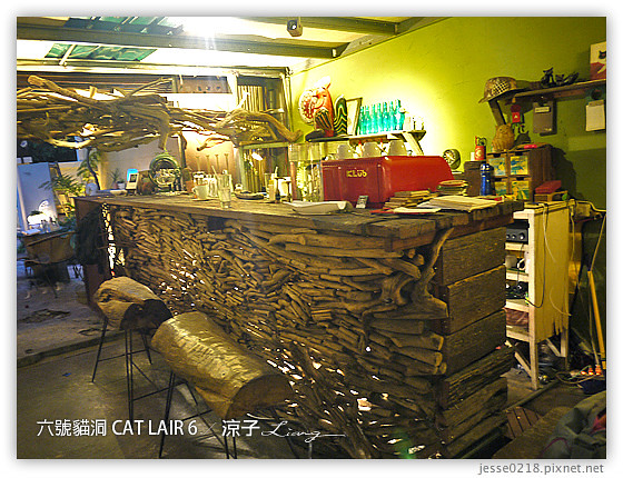 六號貓洞 CAT LAIR 6 17