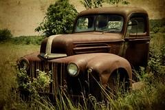 Retired ( Brenda ) Tags: ford abandoned rural missouri tatot brenda0206