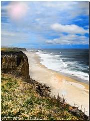 Pacific Ocean Bluffs