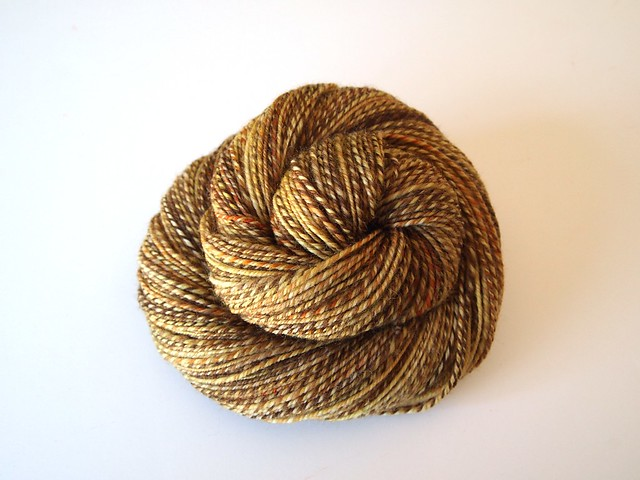 TdF day 2-FCK-My Secret-4oz Falkland- 264yds-3ply-1
