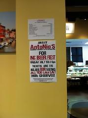 Antonio's Beerfest