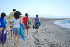 (eleannab) Tags: camping summer beach places creativecommons halkidiki 2011   poseidi