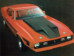 1972 Ford Mustang Mach I Sportsroof (coconv) Tags: pictures auto old classic cars ford car vintage magazine advertising cards photo flyer automobile post image photos antique album postcard ad picture images advertisement vehicles photographs card photograph postcards vehicle autos mustang collectible collectors 1972 brochure 72 automobiles dealer mach prestige sportsroof i
