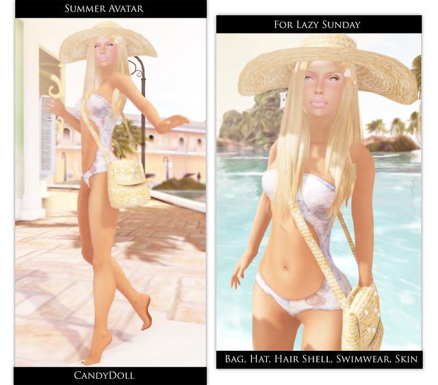 summer avatar