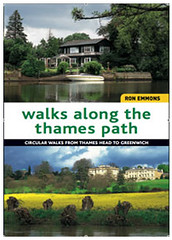 Walks Along Thames (Books on London) Tags: riverthames booksonlondonrangeofguidetoenglandscapital walksalongthethamespath walksalongtheriverthames thamestoepath walkthroughcentrallondon