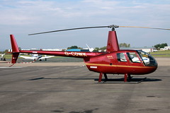 Robinson R-44 G-CDWK