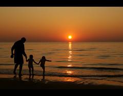 Sunset Zandvoort Beach