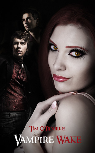 Tim O'Rourke. Vampire Wake. 2011 by carlesbarrios