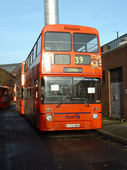 Retired (Get my anorak George) Tags: bn leyland atlantean 8763 crookstreet a763nna