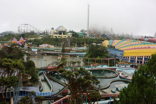 Outdoor Themepark