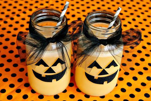 Pumpkin Mason Jar 10