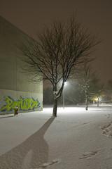 Dortmund (arnd Dewald) Tags: school schnee shadow snow silhouette schatten ruhrgebiet dortmund schule ruhrpott jgr arndalarm wellinghofen johanngutenbergrealschule mg2749aure100c50eklein