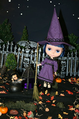 Witchy costume for folksylove!