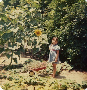 I've always been a gardener