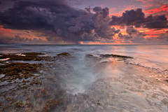 Have I Told You Lately That I .... (Helminadia Ranford(Traveling)) Tags: sunset bali beach indonesia pererenan