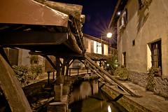 [Explore 14] Navigli (Z.Valdi) Tags: italy milan night d50 nikon italia milano nocturne navigli