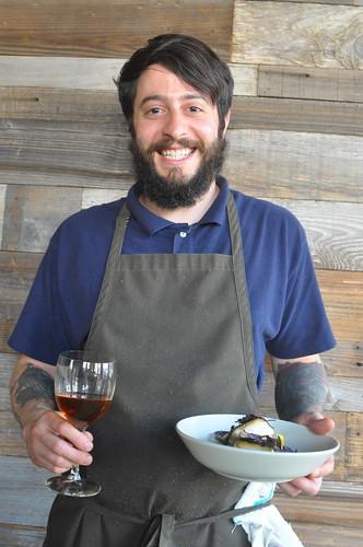 Chef Brett Cooper