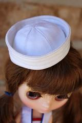 Middie's Sailor Hat