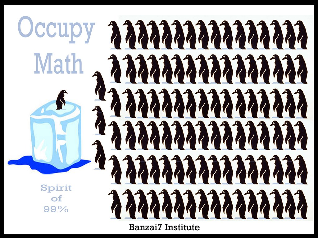 OCCUPY MATH
