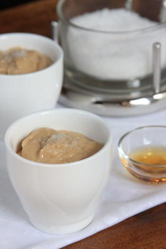 Whisky Butterscotch Pudding